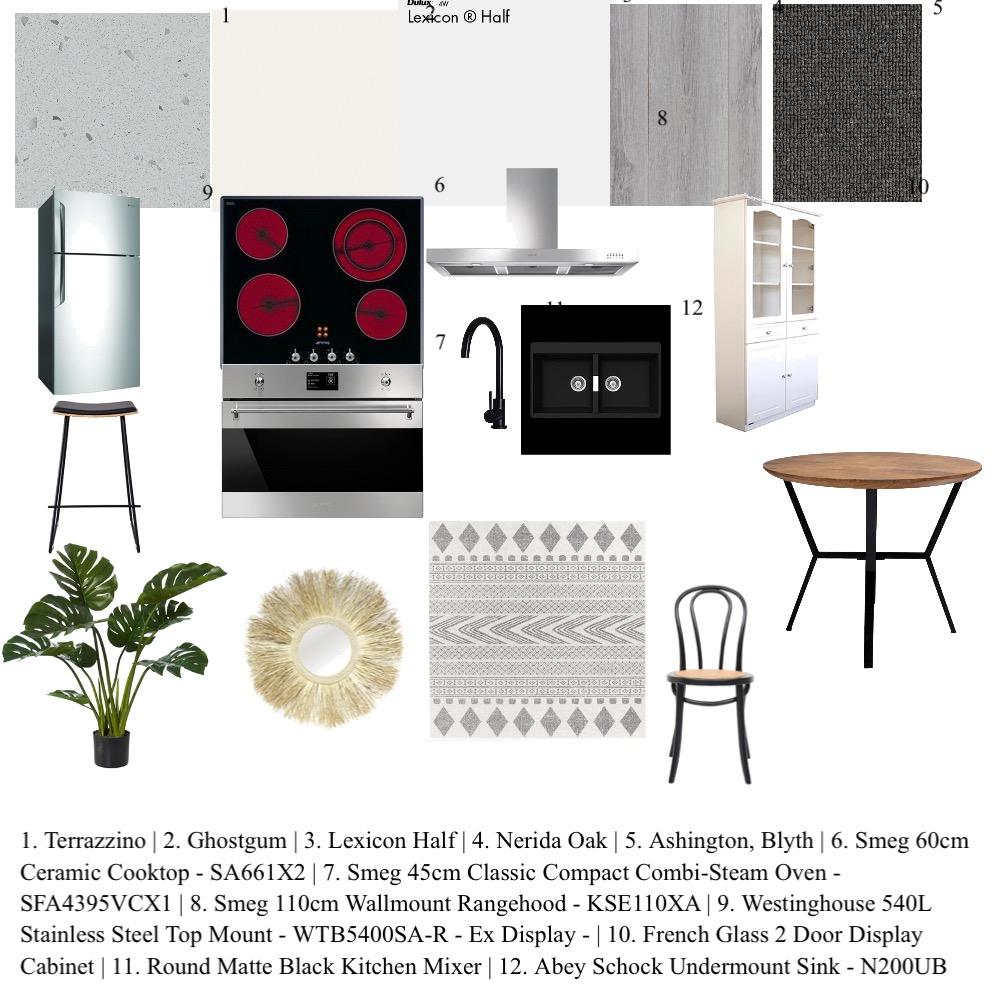 Kitchen Reno Interior Design Mood Board by Janis on Style Sourcebook