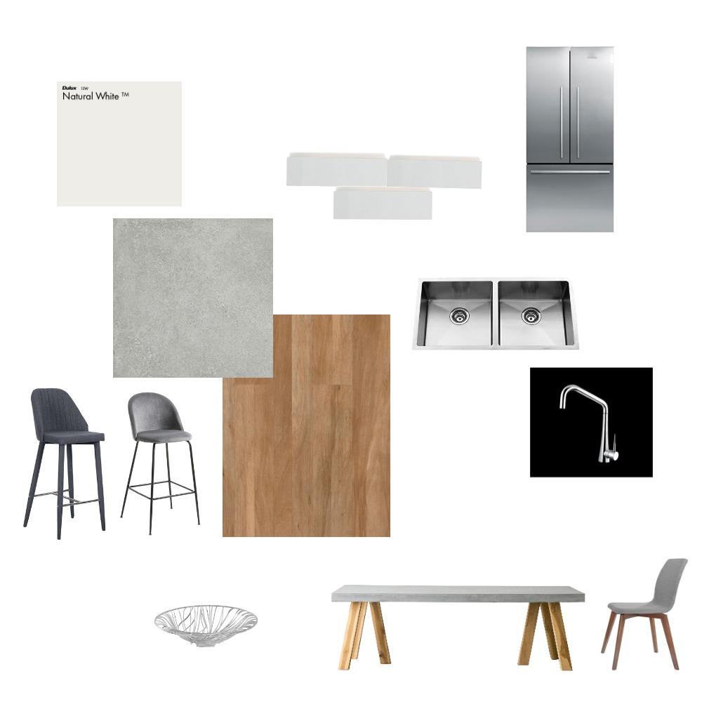 Kitchen Interior Design Mood Board by sarah.self on Style Sourcebook