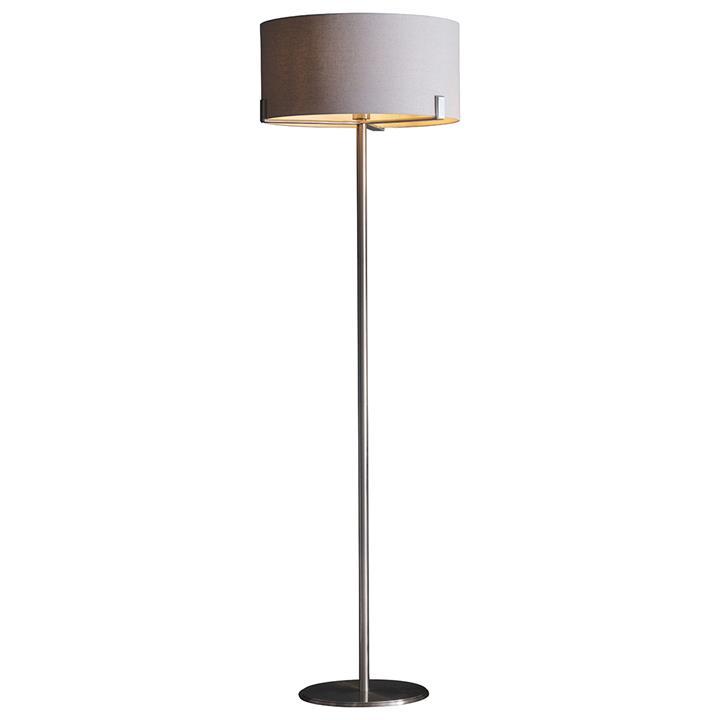 Eimear Steel Base Floor Lamp by Casa Bella, a Floor Lamps for sale on Style Sourcebook