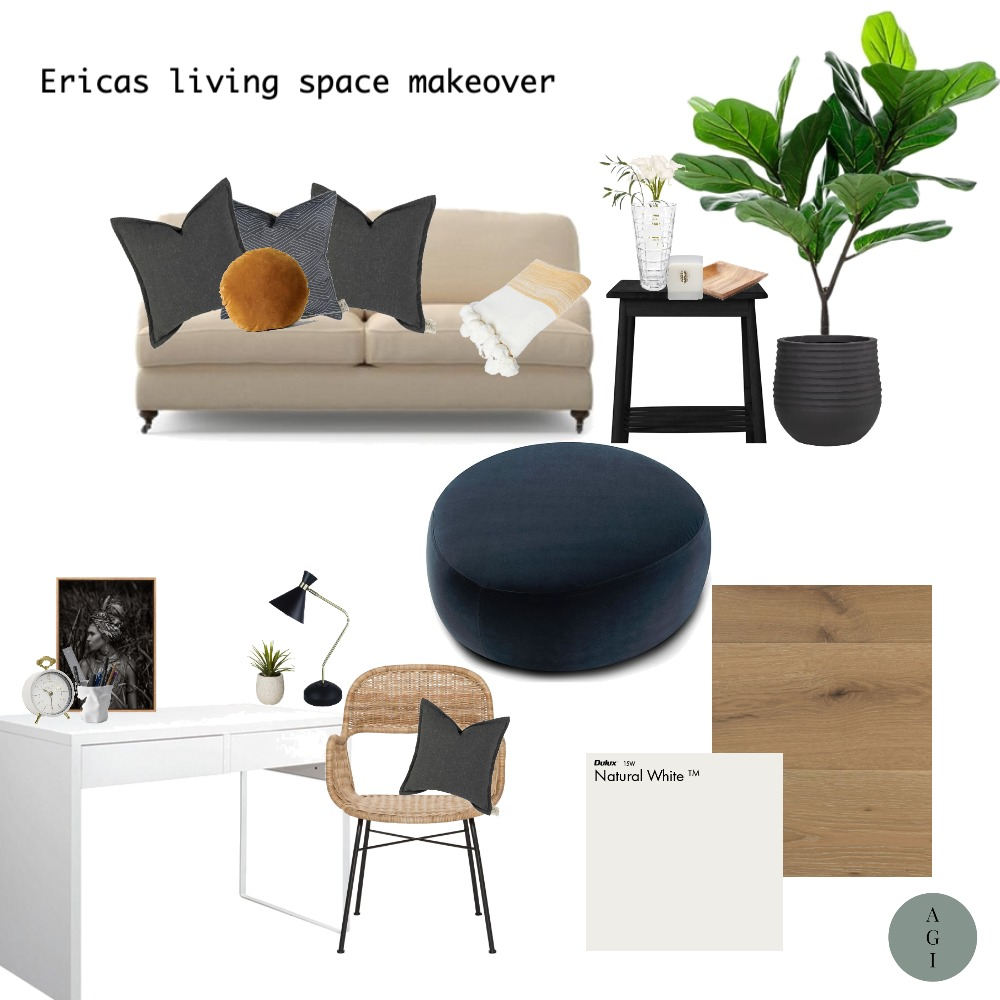 HK Living Space Interior Design Mood Board by Alexis Gillies Interiors on Style Sourcebook