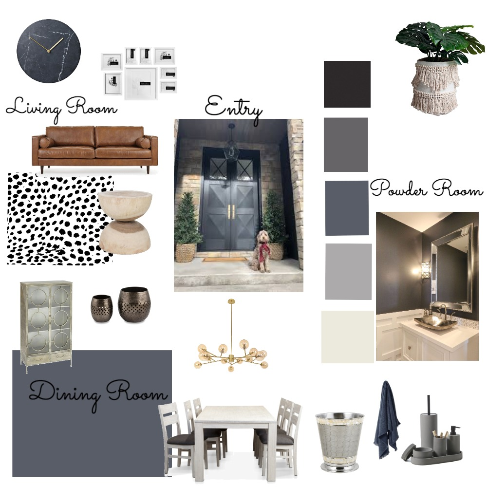 module 6.3 Interior Design Mood Board by GillianD on Style Sourcebook