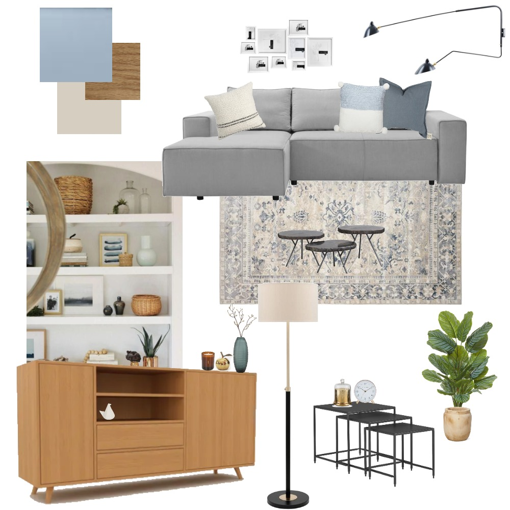Ludwigs - Living Room Interior Design Mood Board by hauscurated on Style Sourcebook