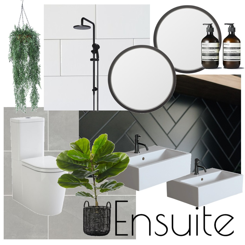 Ensuit Interior Design Mood Board by connieguti on Style Sourcebook