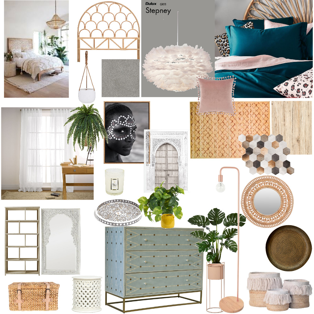 Assignment 3 - Mood Board Interior Design Mood Board by ZainabElhaj on Style Sourcebook