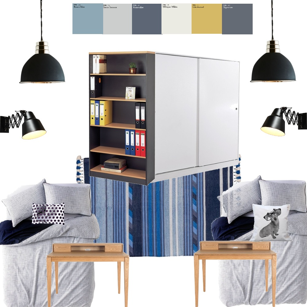 twins Interior Design Mood Board by ossika on Style Sourcebook