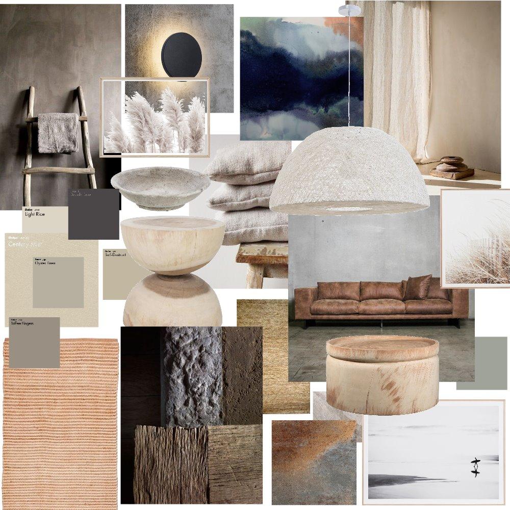 Module 3 Interior Design Mood Board by casej on Style Sourcebook