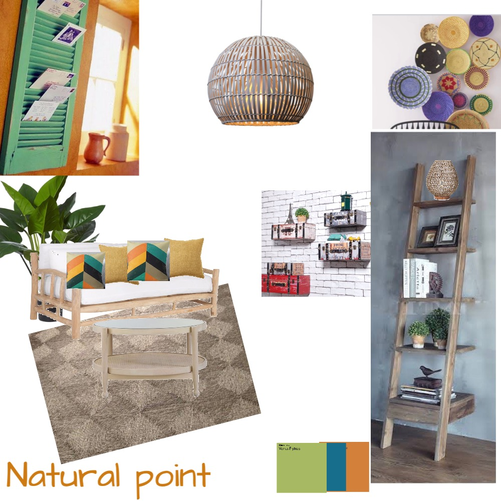 Natural Point Interior Design Mood Board by Amy Luong on Style Sourcebook