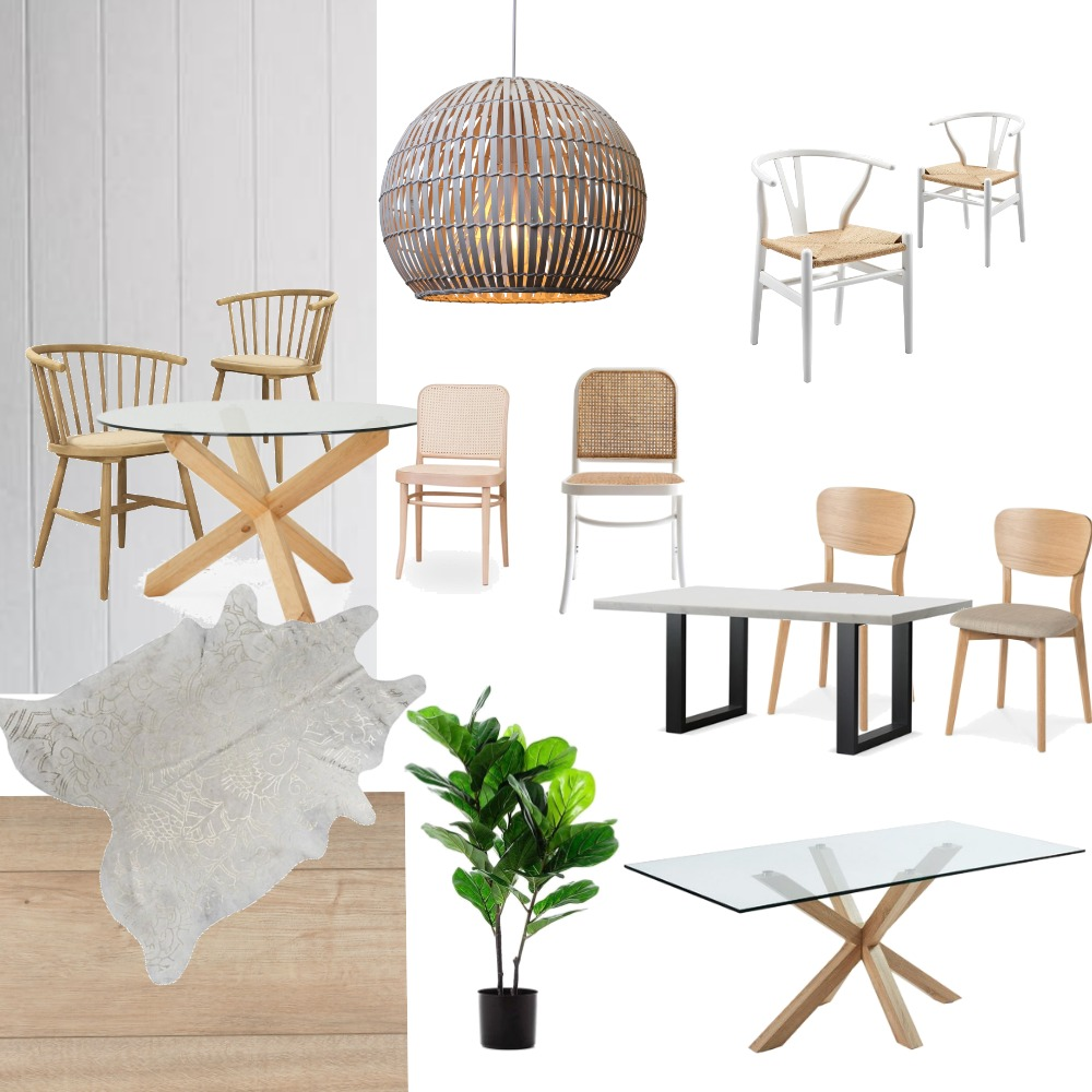 Dining Room Interior Design Mood Board by brookestep@gmail.com on Style Sourcebook
