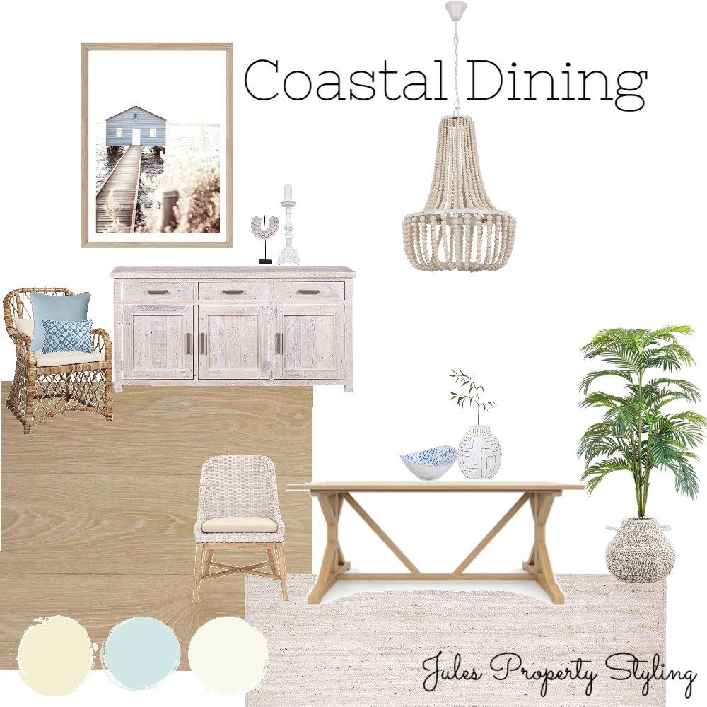 Coastal Dining Interior Design Mood Board by Juliebeki on Style Sourcebook