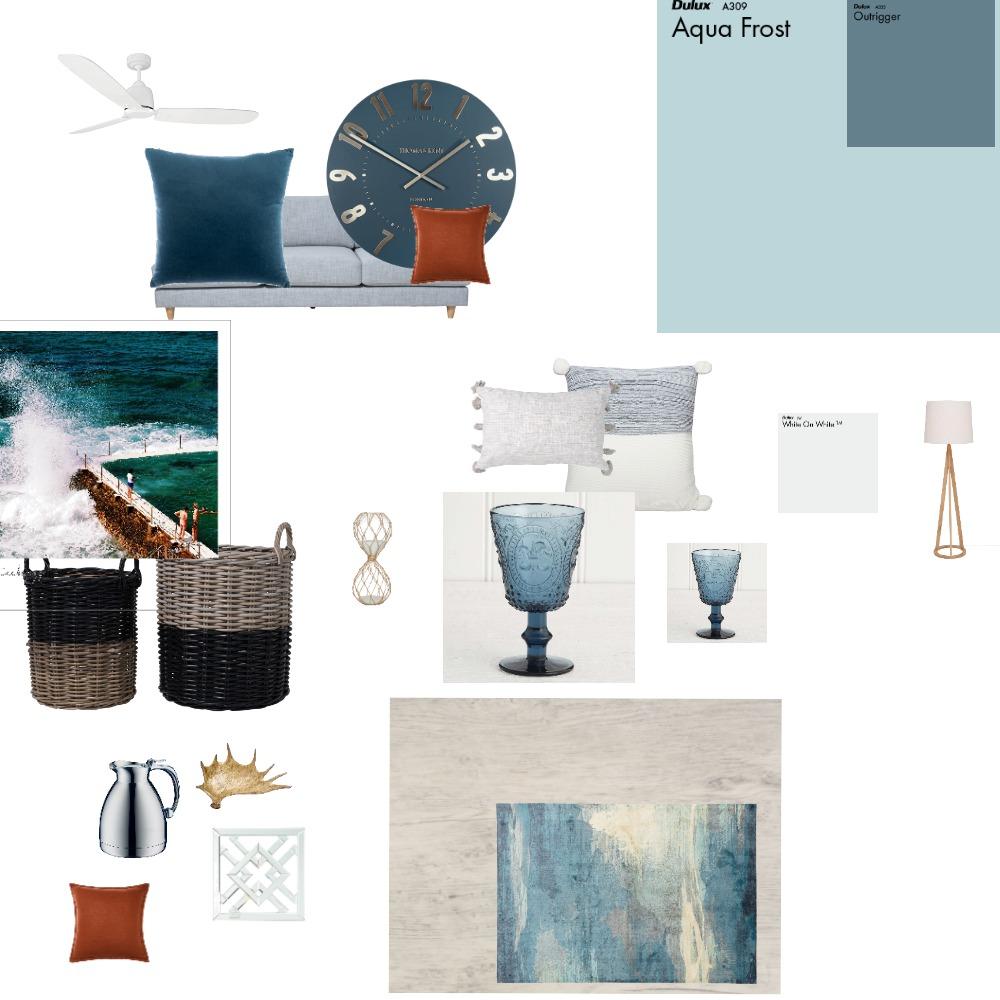 coastal assignment 3 Interior Design Mood Board by karen robinson on Style Sourcebook