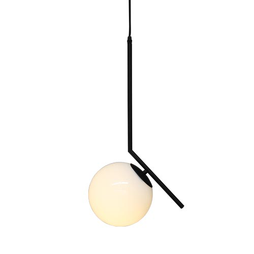 Bonnie Glass Hanging Light by Fat Shack Vintage, a Pendant Lighting for sale on Style Sourcebook