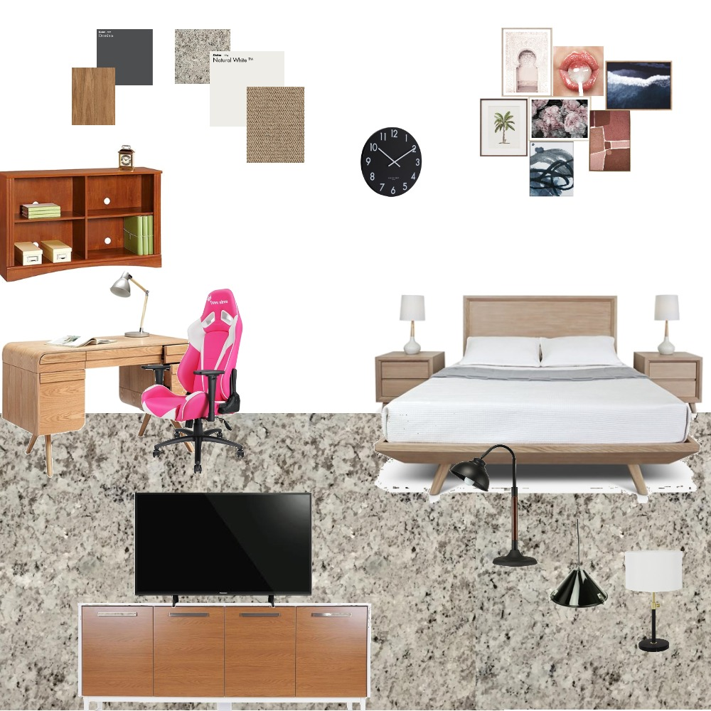 industrial modern Interior Design Mood Board by zaq on Style Sourcebook
