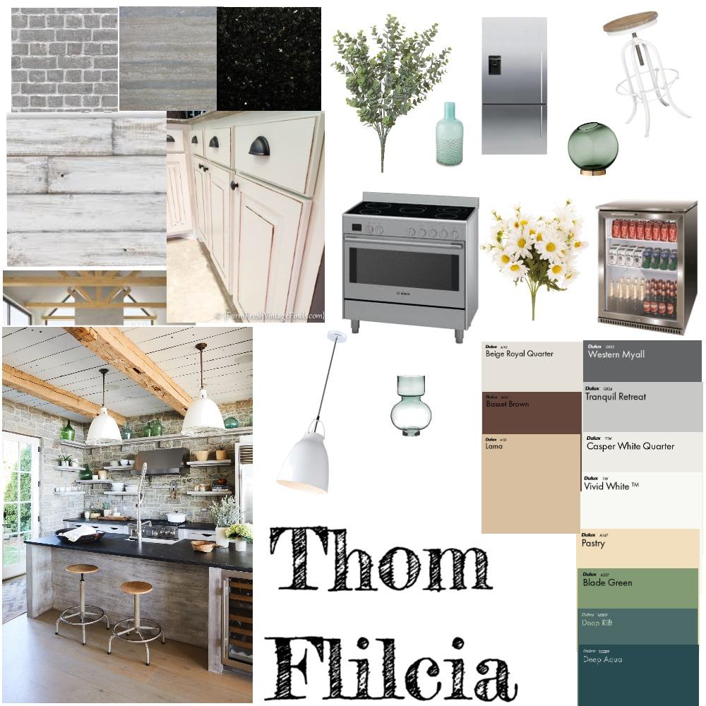 rustic thom filicia Interior Design Mood Board by sunrisedawrn2020 on Style Sourcebook