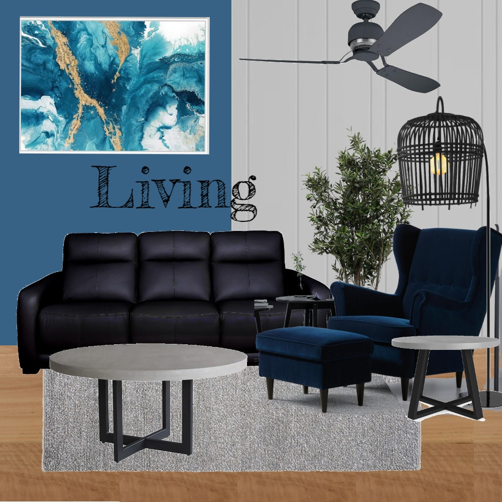 Living Room 2 Interior Design Mood Board by Nataliegarman on Style Sourcebook