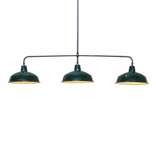 Warehouse Industrial Chandelier by Fat Shack Vintage, a Chandeliers for sale on Style Sourcebook