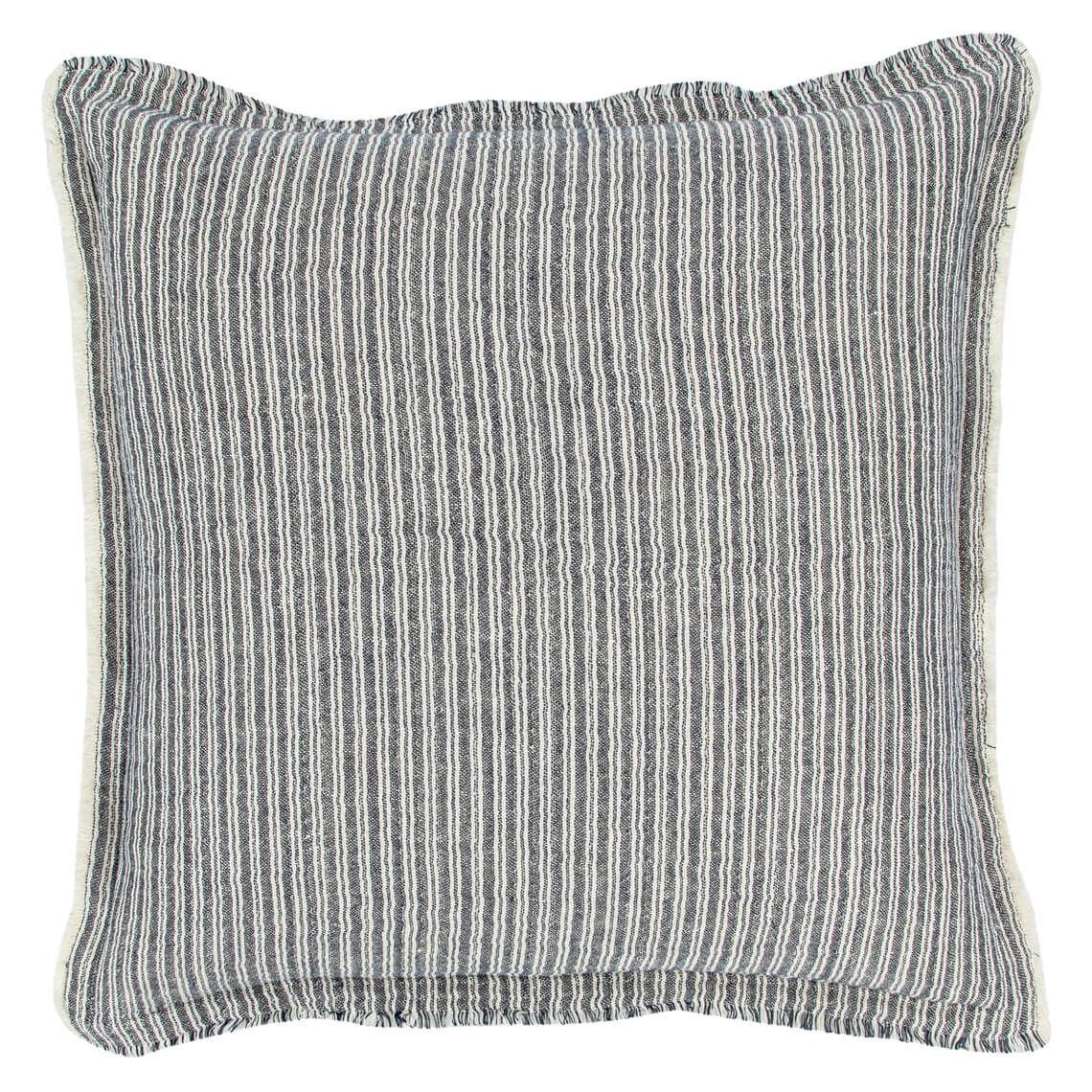 Amory Cushion Size W 55cm x D 15cm x H 55cm in Blue Freedom