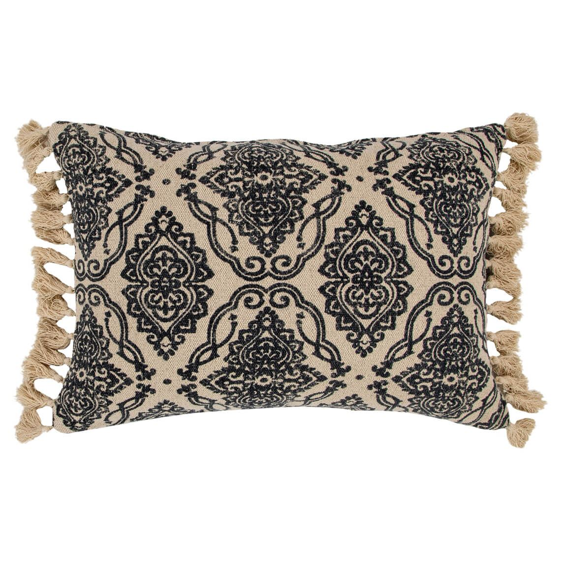 Sessa Cushion Size W 40cm x D 15cm x H 60cm in Blue Freedom
