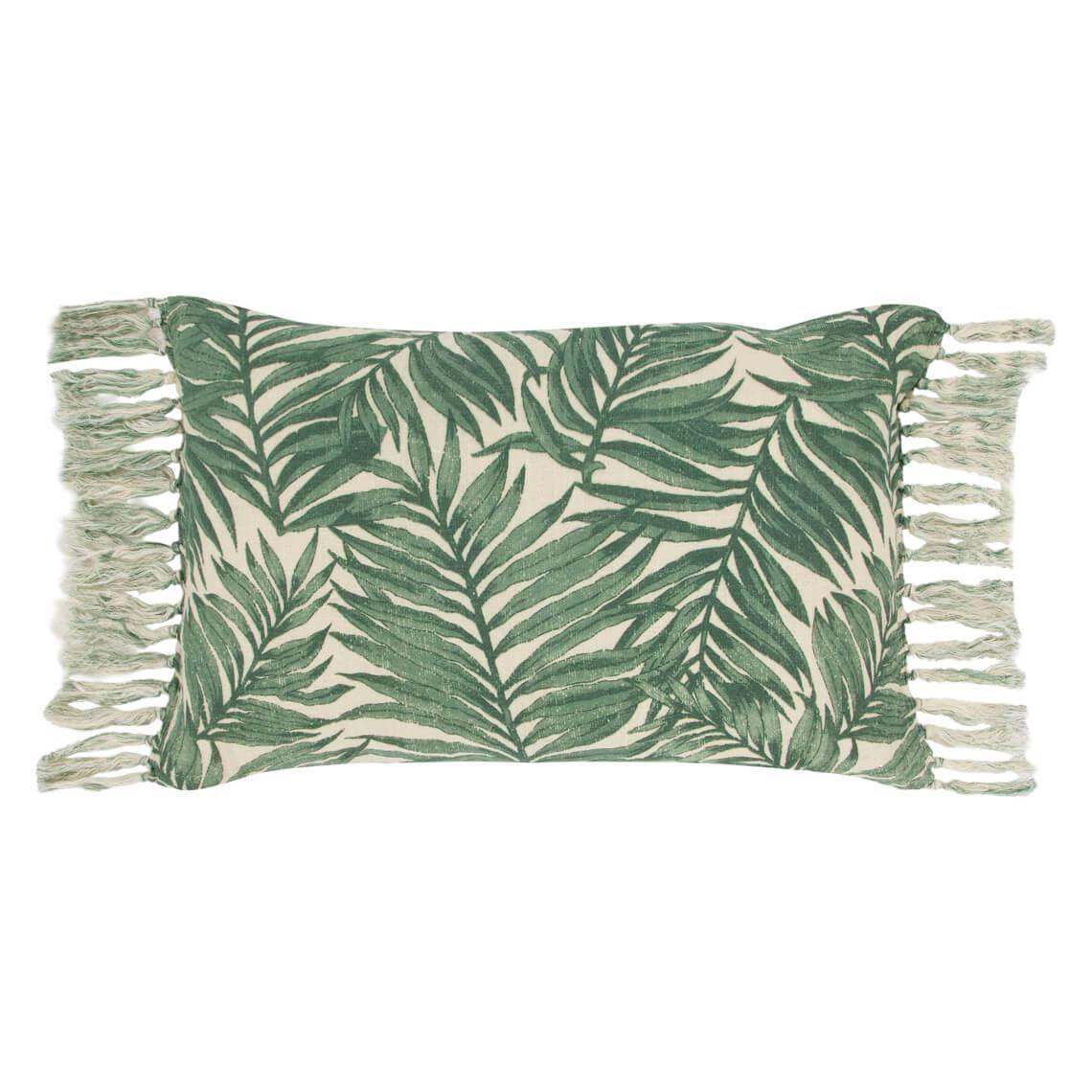 Sendia Cushion Size W 40cm x D 15cm x H 60cm in Green Freedom