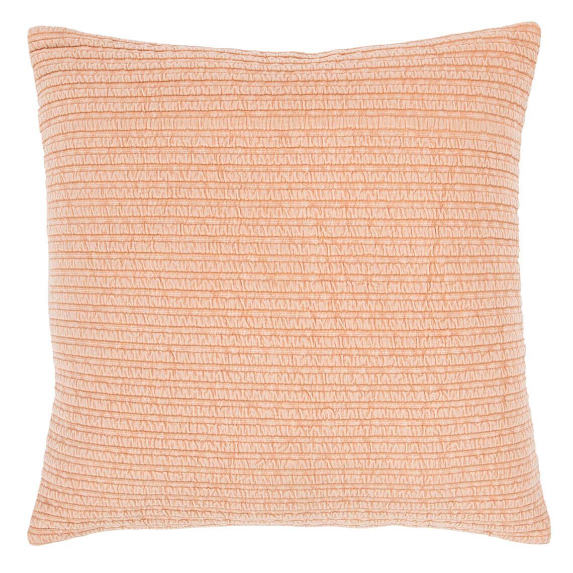 Paige Cushion Size W 50cm x D 50cm x H 14cm in Blush Freedom