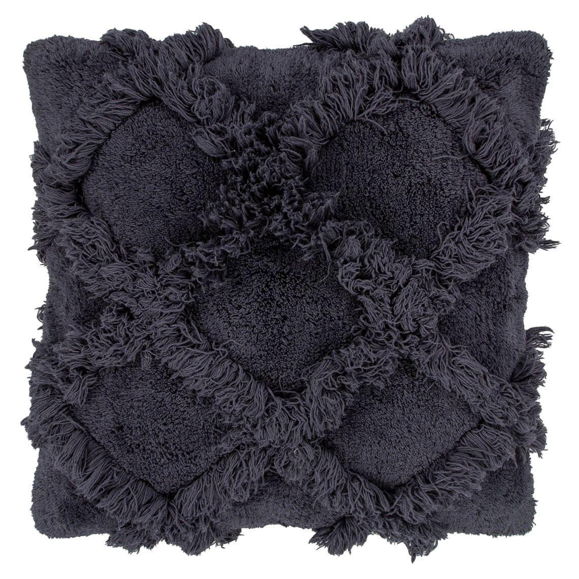 Daou Cushion Size W 50cm x D 50cm x H 12cm in Blue Freedom