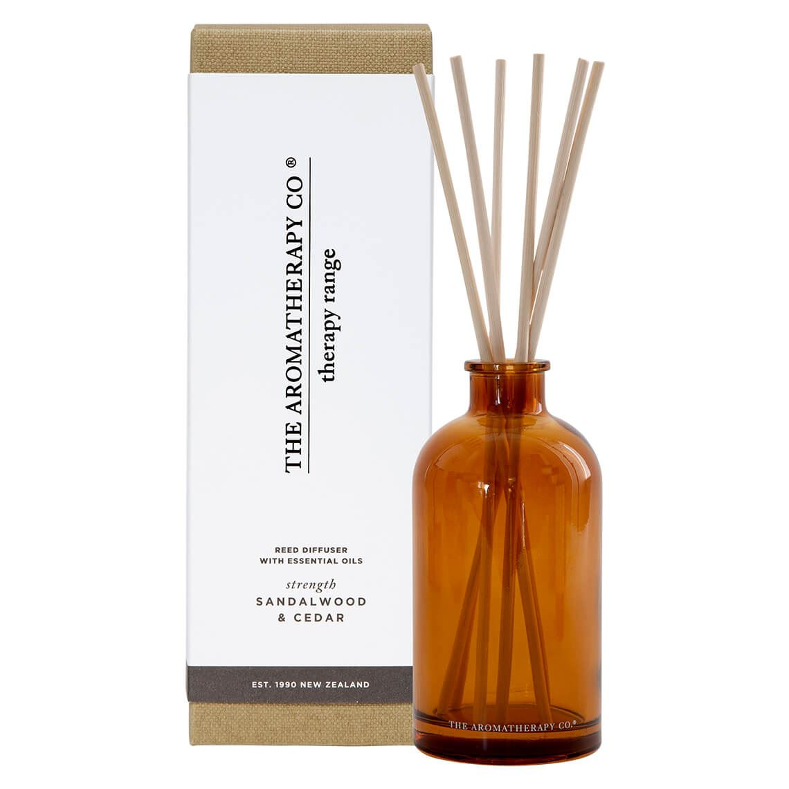 Therapy Diffuser Sandalwood And Cedar Size 250 ml Freedom