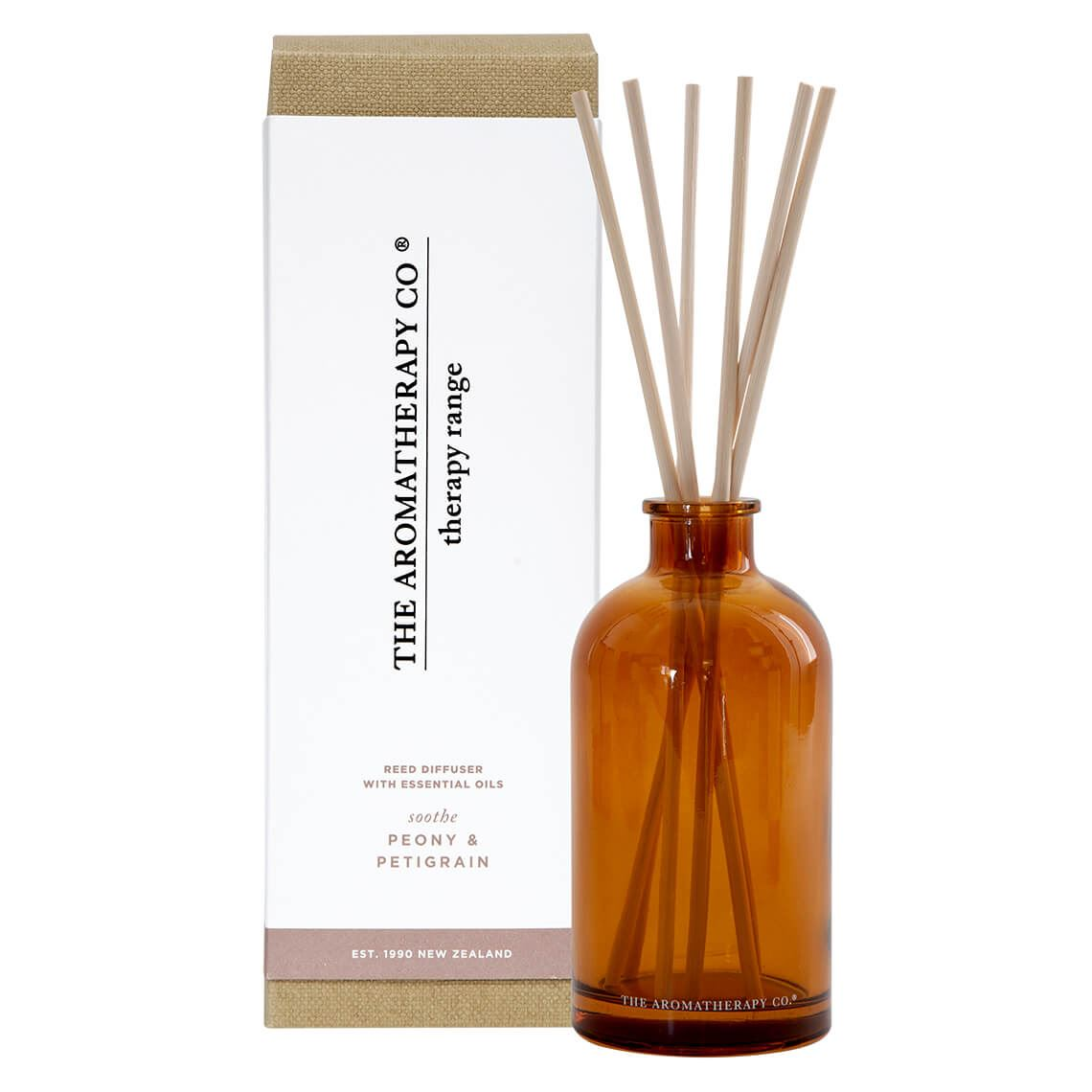 Therapy Diffuser Peony And Petitgrain Size 250 ml Freedom