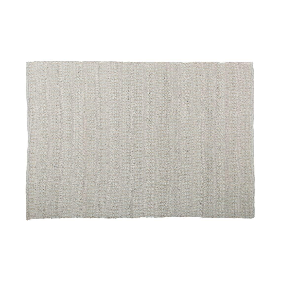 Sandro Floor Rug Size W 160cm x D 230cm x H 1cm in Grey Freedom