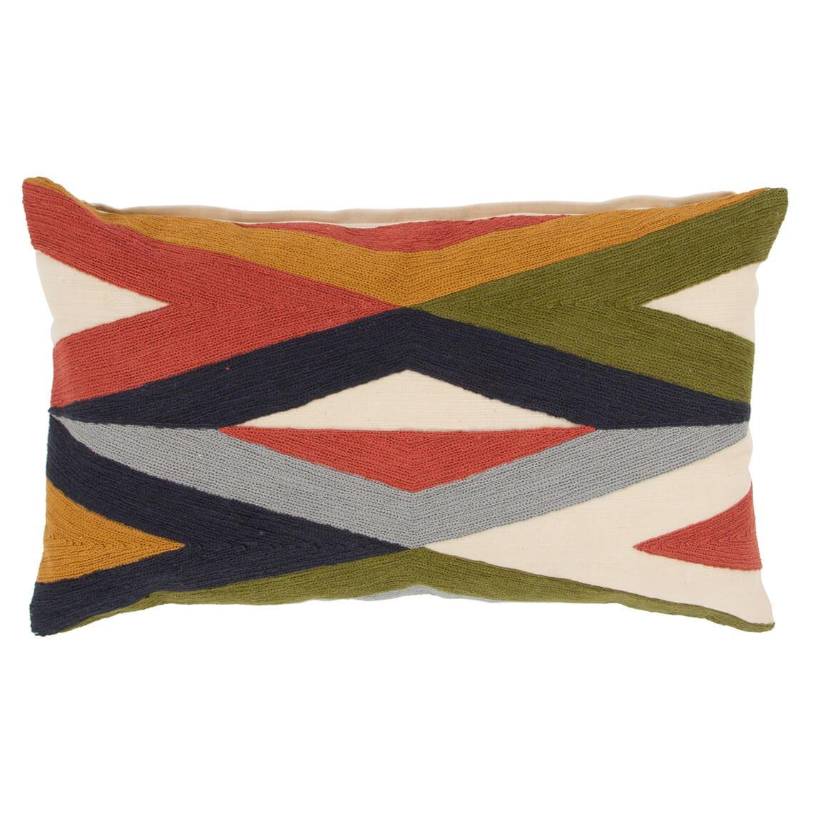 Rumsen Cushion Size W 50cm x D 30cm x H 10cm 100% Cotton Freedom