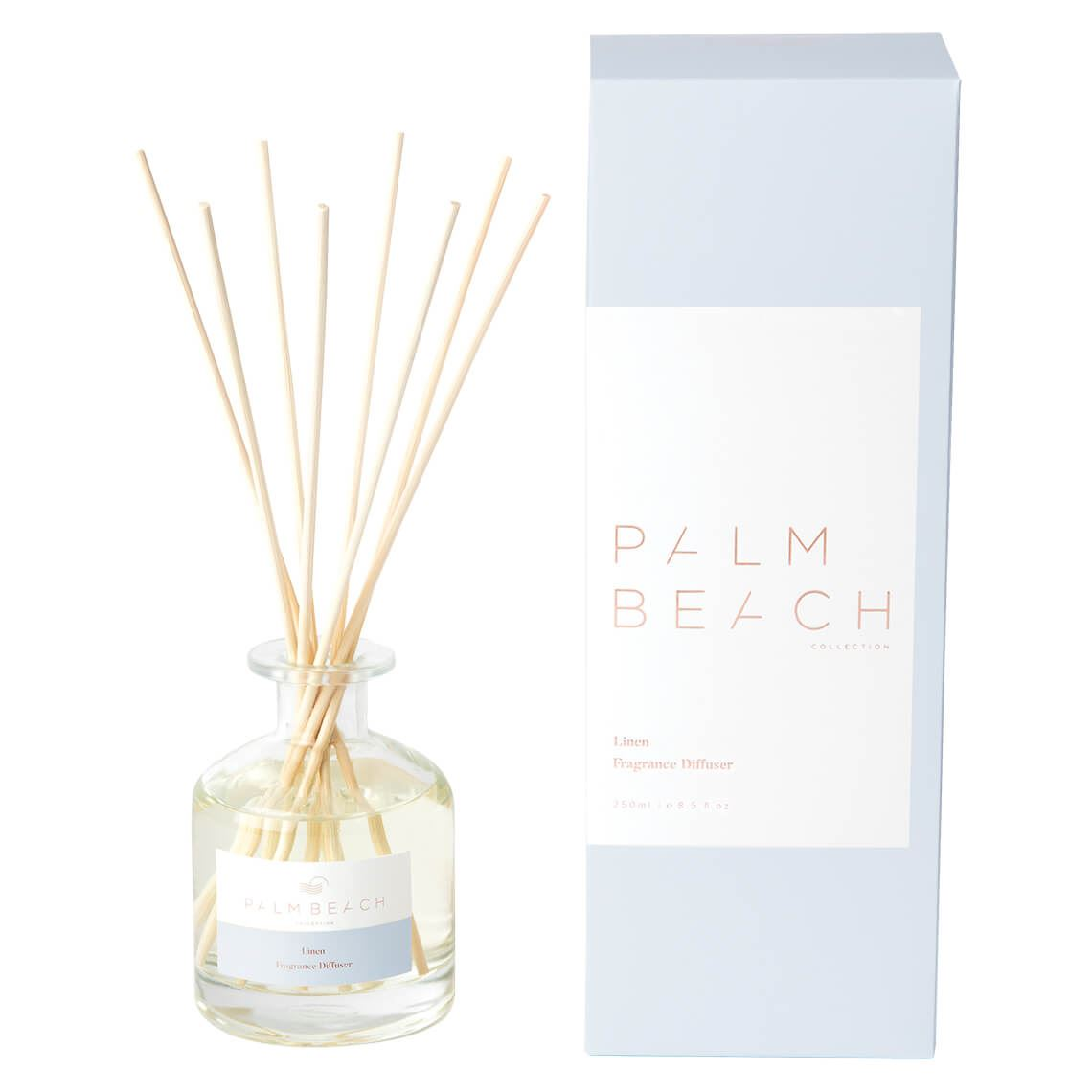 Palm Beachcollection Diffuser Size 250 ml in Linen Freedom
