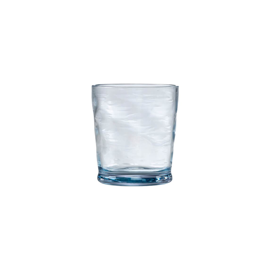 Aegean Tumbler Size W 10cm x D 10cm x H 11cm in Blue Acrylonitrile Styrene Freedom