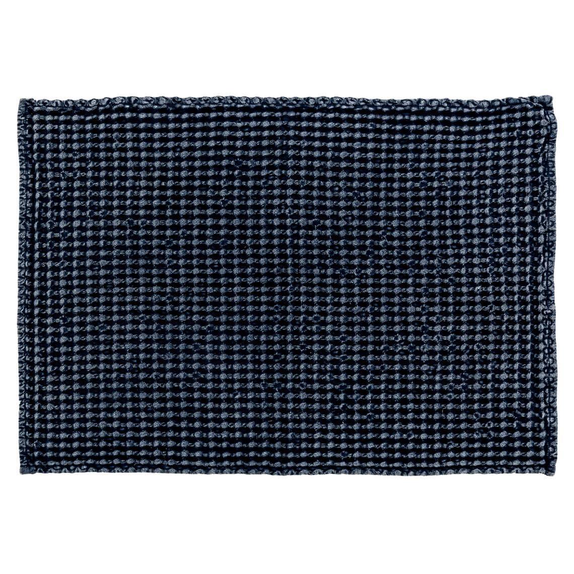 Everitt Tea Towel, Navy Size W 50cm x D 1cm x H 70cm in Navy Blue Freedom