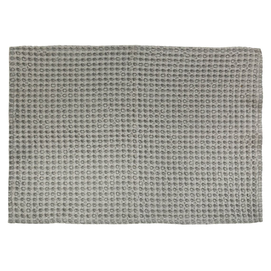 Everitt Tea Towel Size W 50cm x D 1cm x H 70cm in Light Grey Freedom