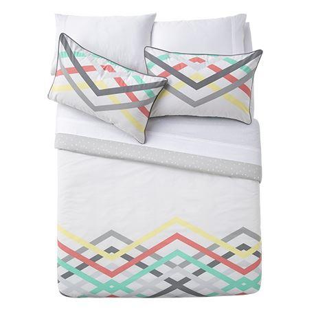 Amelia King Quilt Cover Set Size W 245cm x D 1cm x H 210cm Cotton Freedom