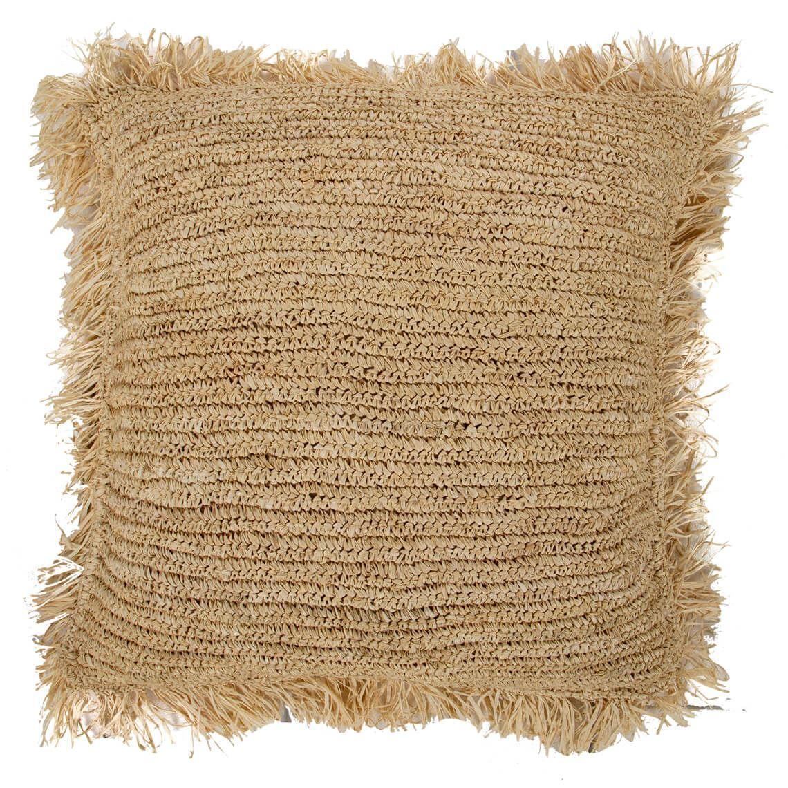 Pendali Floor Cushion Size W 70cm x D 70cm x H 21cm in Natural Freedom