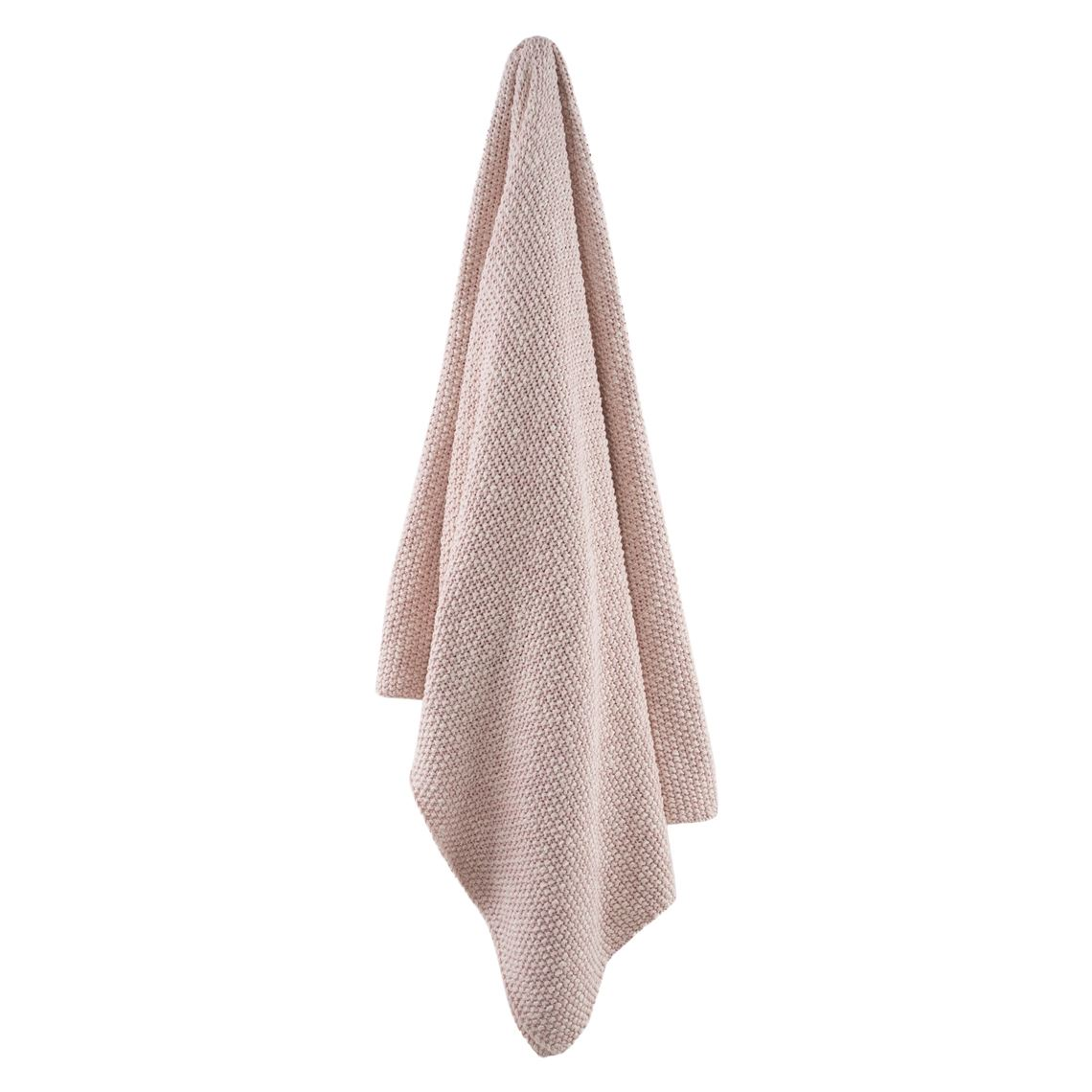 Zeal Throw Size W 130cm x D 150cm x H 2cm in Pink Freedom