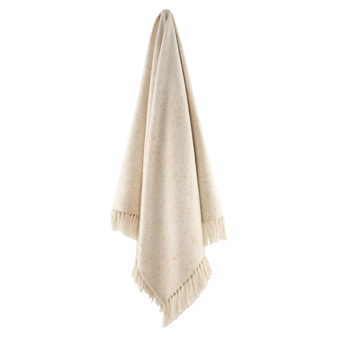 Dewhirst Throw Size W 34cm x D 46cm x H 7cm in Natural Freedom