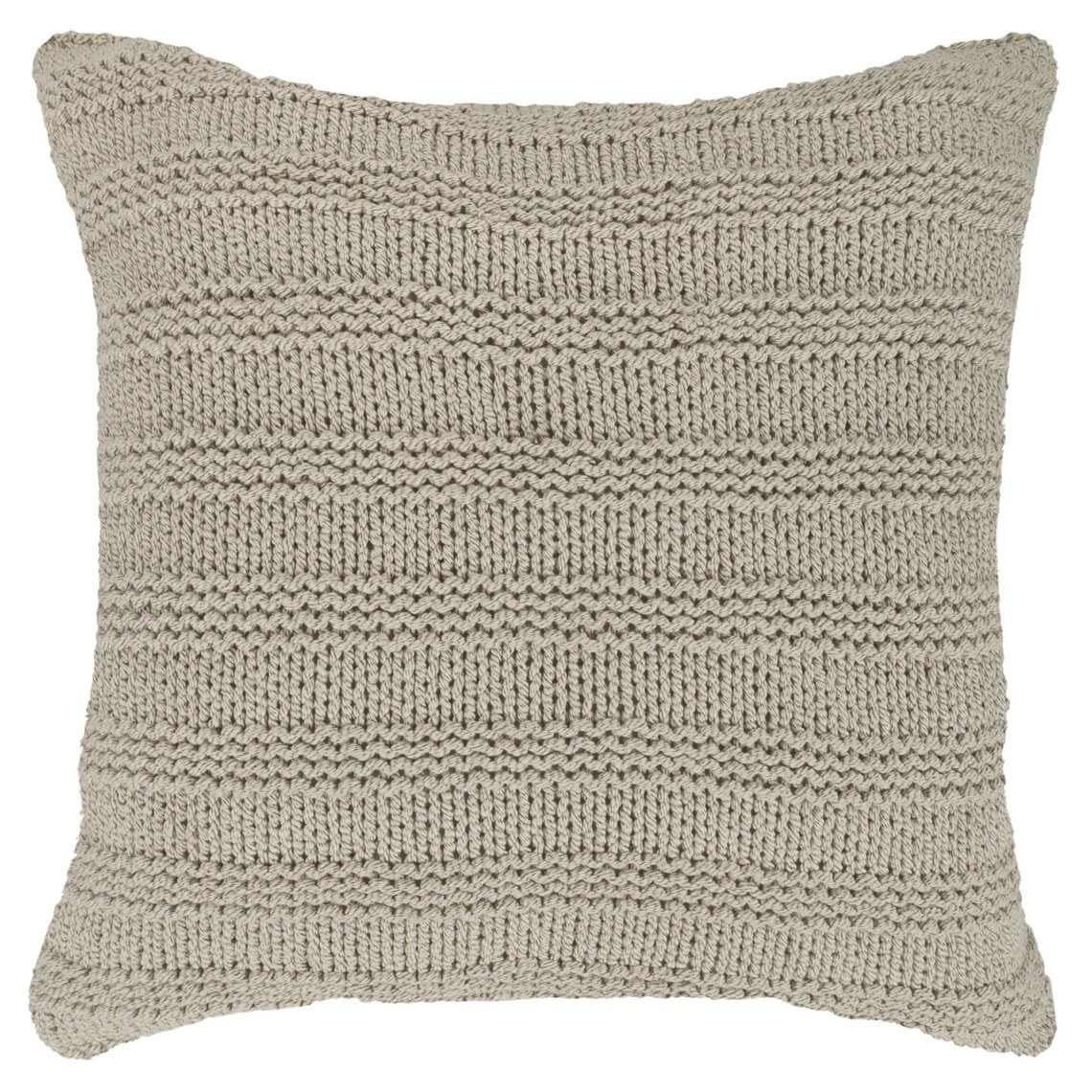 Dilalla Floor Cushion Size W 80cm x D 15cm x H 80cm in Natural Freedom