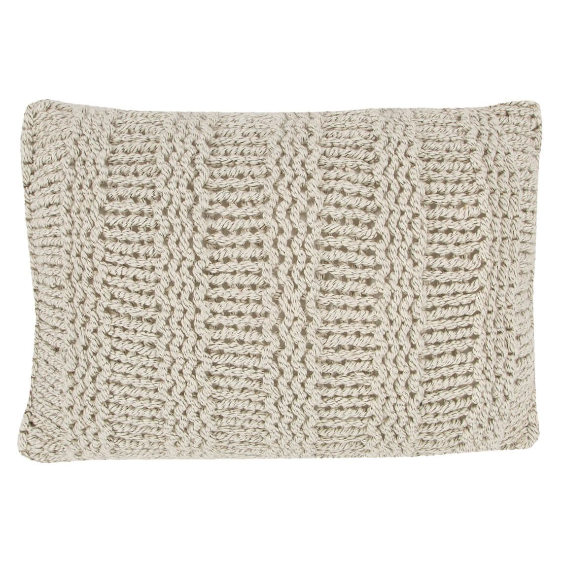 Dilalla Cushion Size W 32cm x D 10cm x H 47cm in Natural Freedom