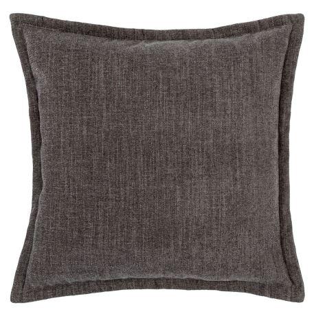 Mcbee Cushion Size W 47cm x D 47cm x H 15cm in Grey Freedom