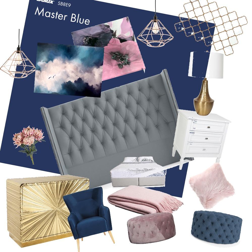 Main Bedroom Interior Design Mood Board by Anita on Style Sourcebook