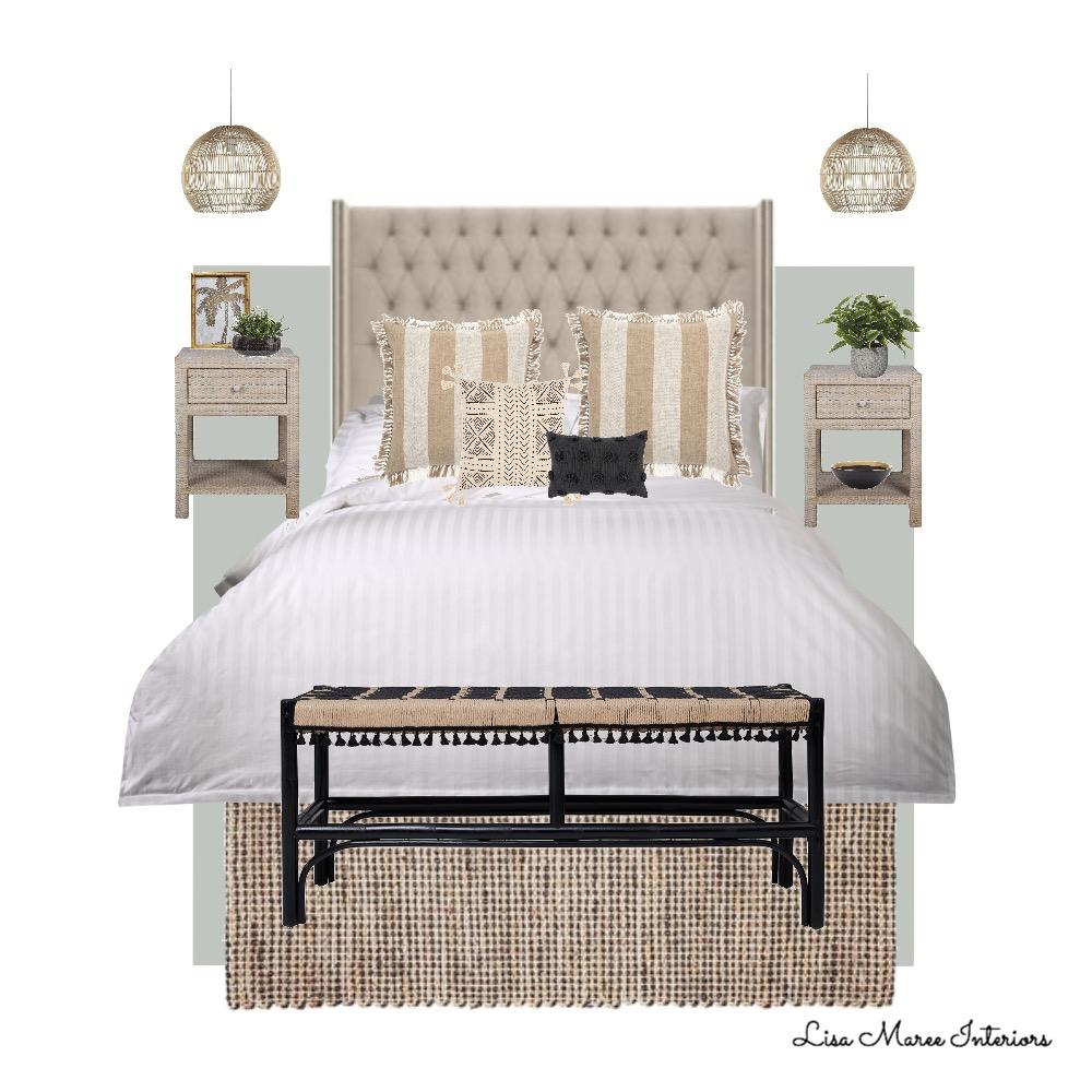 Master Bedroom Interior Design Mood Board by Lisa Maree Interiors on Style Sourcebook