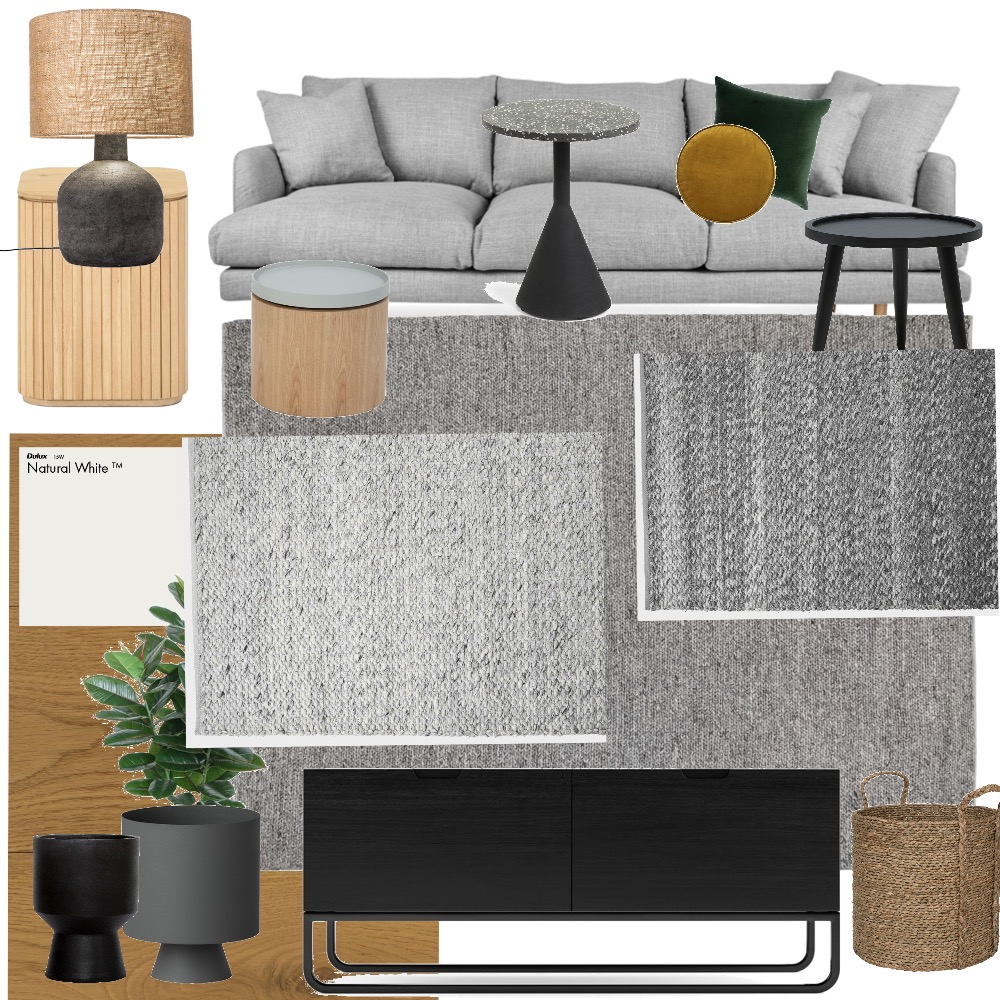 Lounge Interior Design Mood Board by anna acocks on Style Sourcebook
