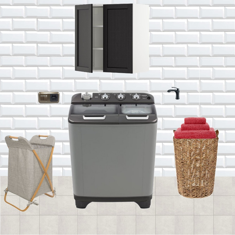 laundry room Interior Design Mood Board by shabilasucianty on Style Sourcebook