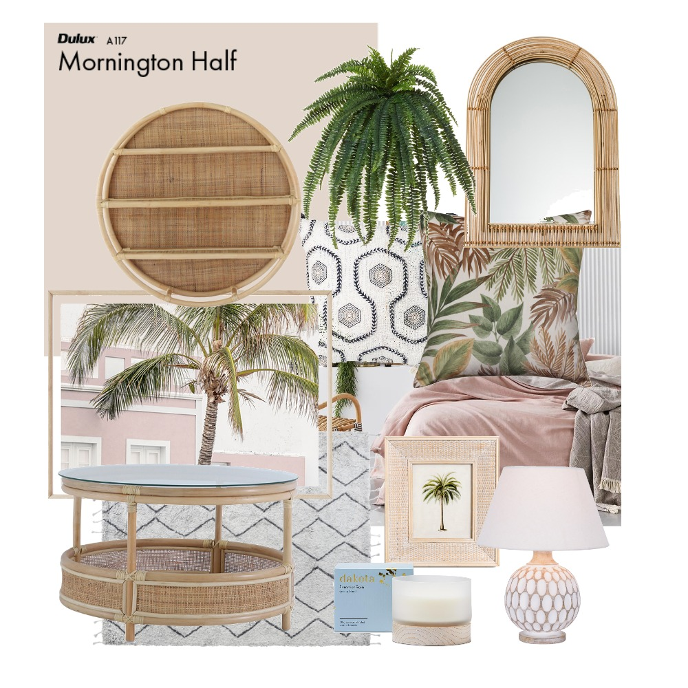 Bermuda Vibes Interior Design Mood Board by Stagency on Style Sourcebook