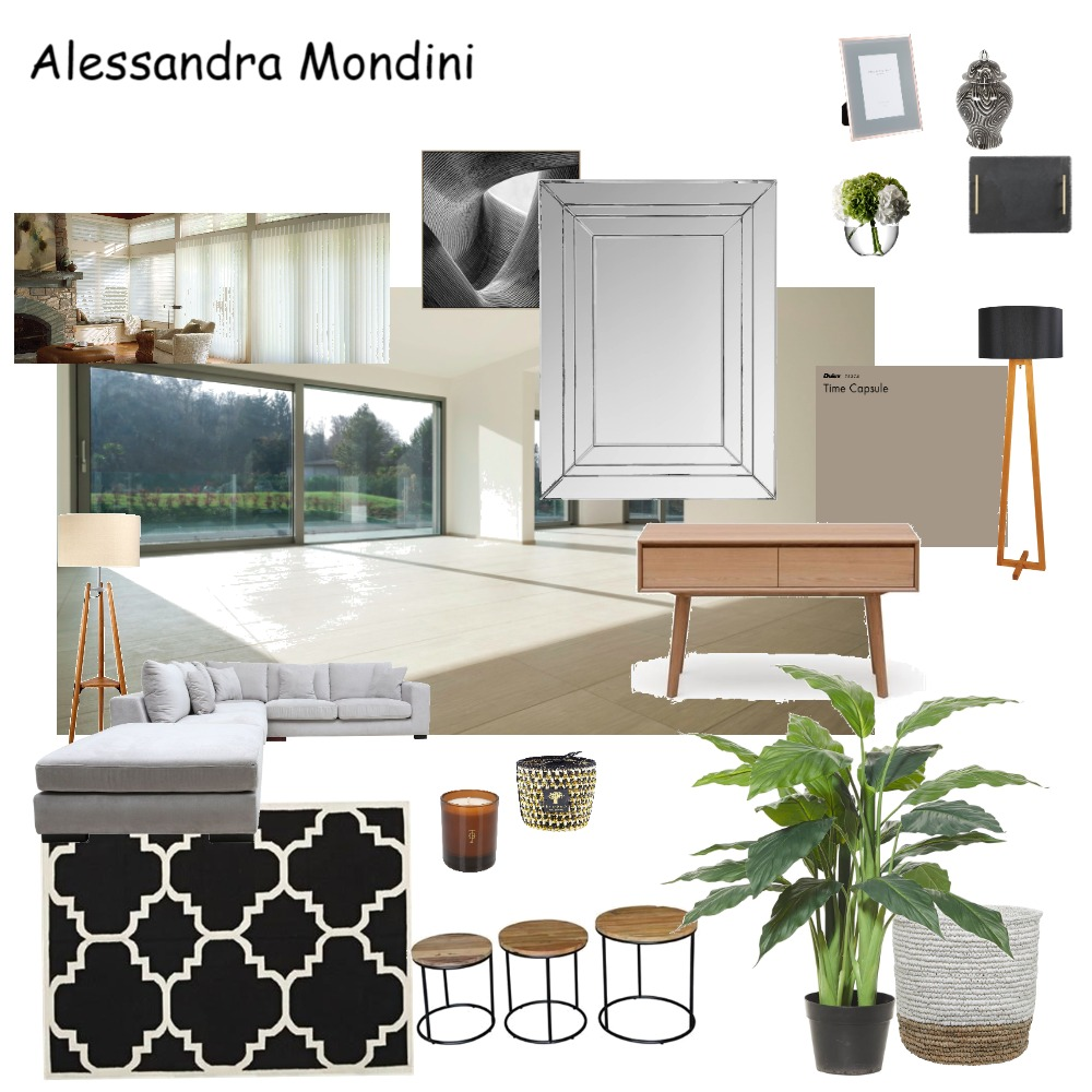 Alessandra Mondini Interior Design Mood Board by Susana Damy on Style Sourcebook