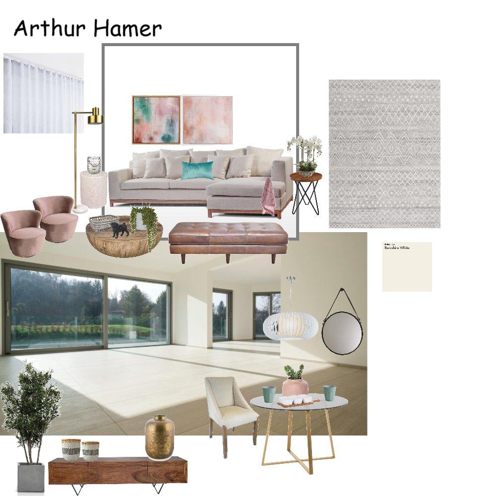 Arthur Hamer Interior Design Mood Board by Susana Damy on Style Sourcebook