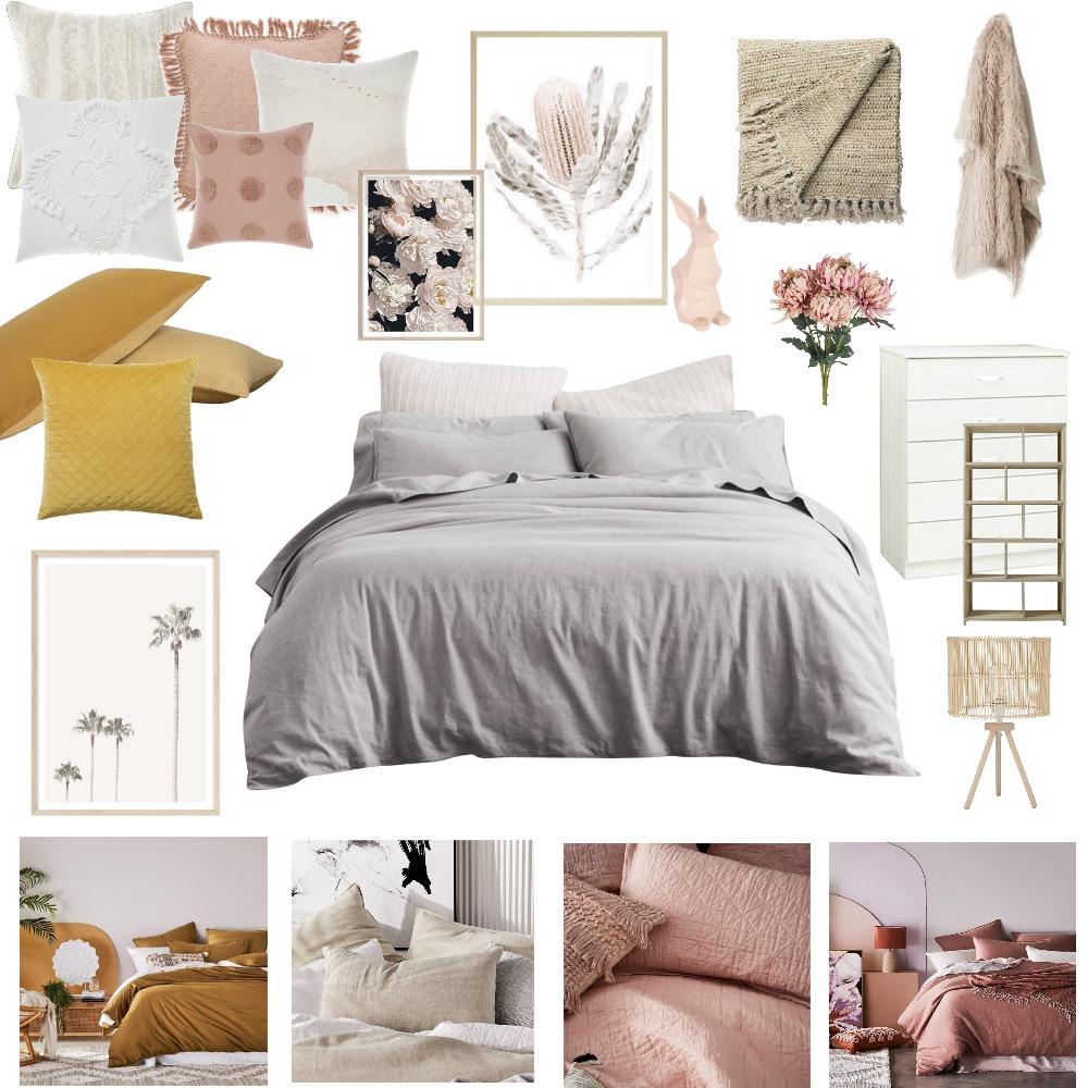 Bedroom Moodboard Interior Design Mood Board by monique on Style Sourcebook