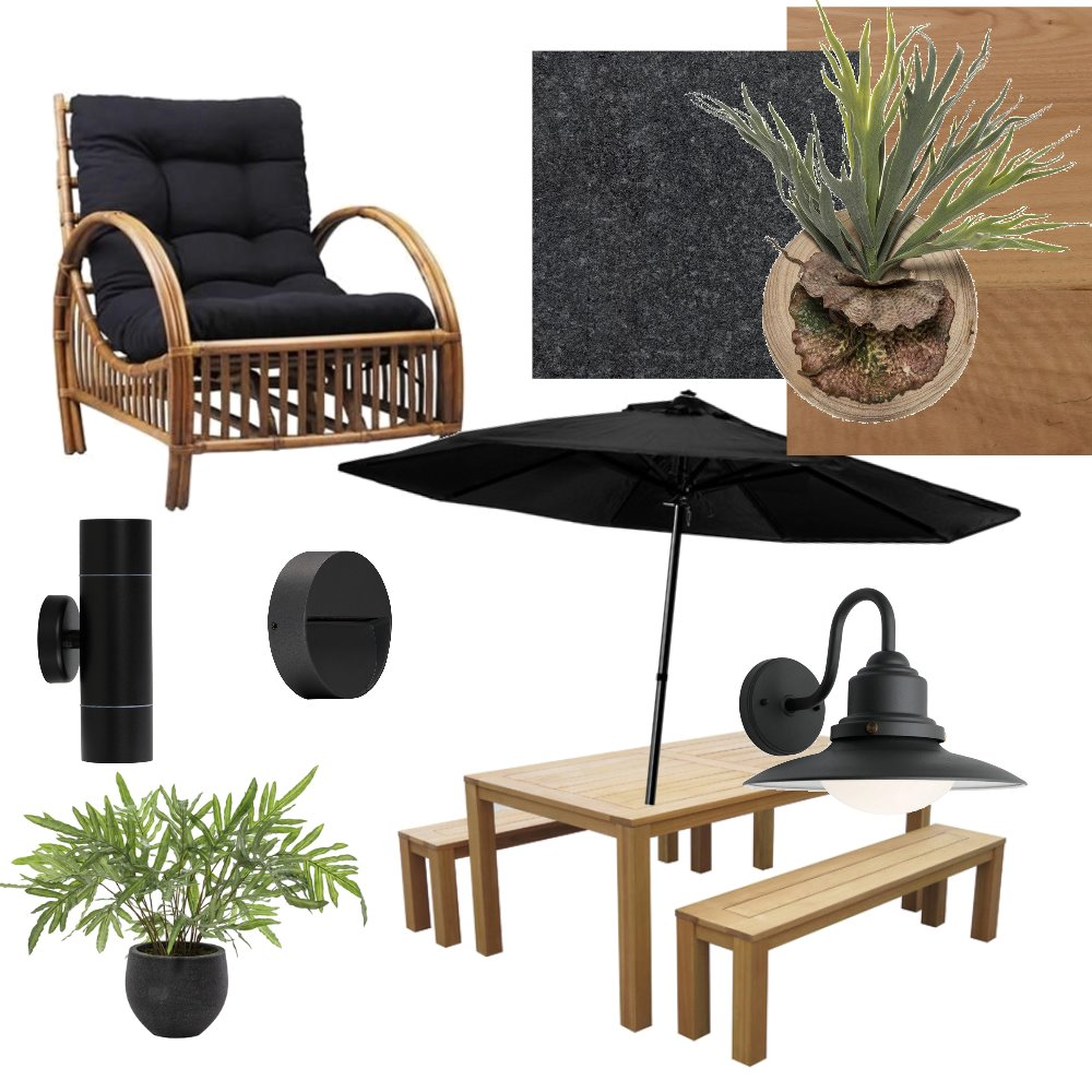 outdoor area Interior Design Mood Board by CourtneyBaird on Style Sourcebook