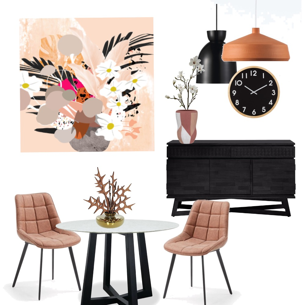 Bold modern Interior Design Mood Board by Simplestyling on Style Sourcebook