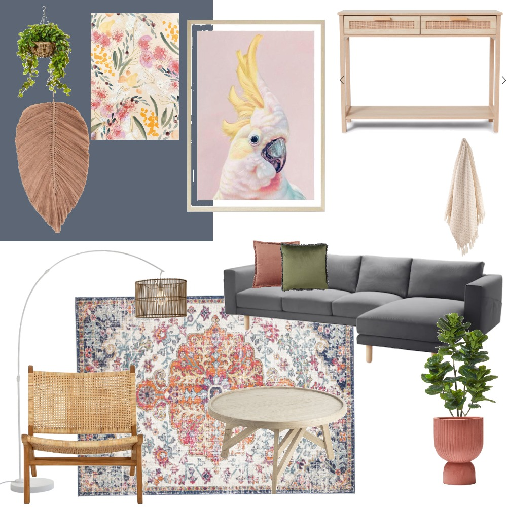 Calm & Quirky Interior Design Mood Board by TMS on Style Sourcebook